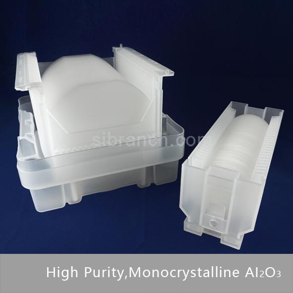 High Purity Monocrystalline Al2O3/ Sapphire